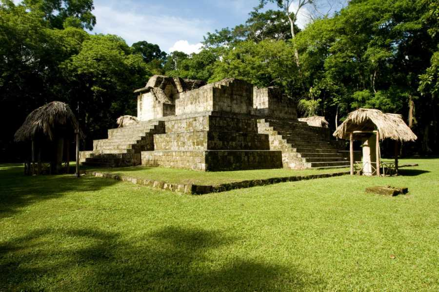 Maya World Tours La Pasion River and Ceibal Ruins from Flores