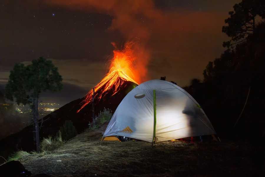 Maya World Tours 2 Days Acatenango Tour & Camping