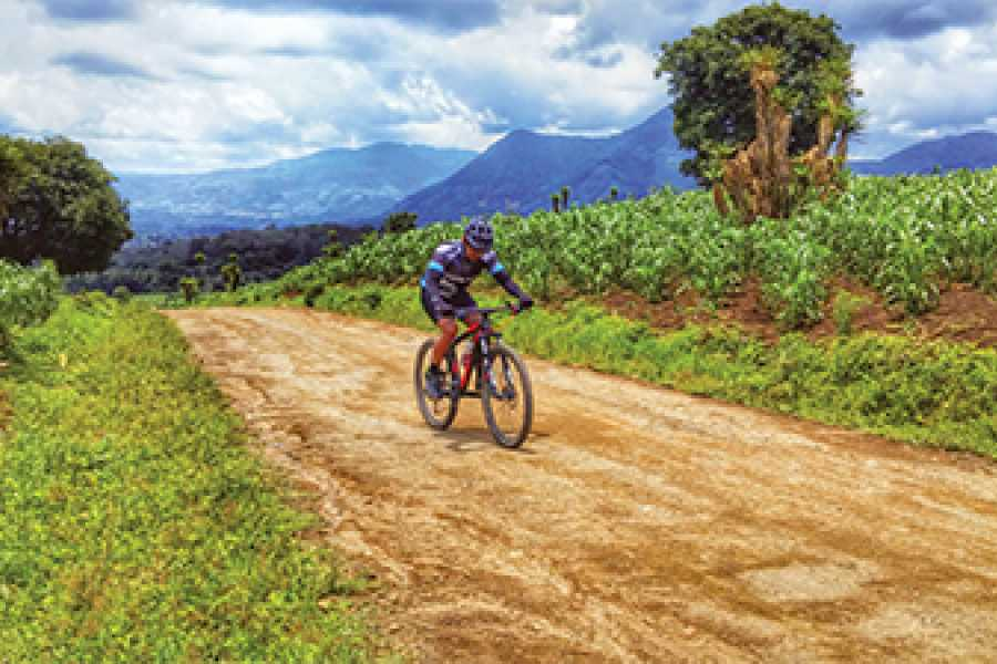 Maya World Tours Antigua Cycling Tour