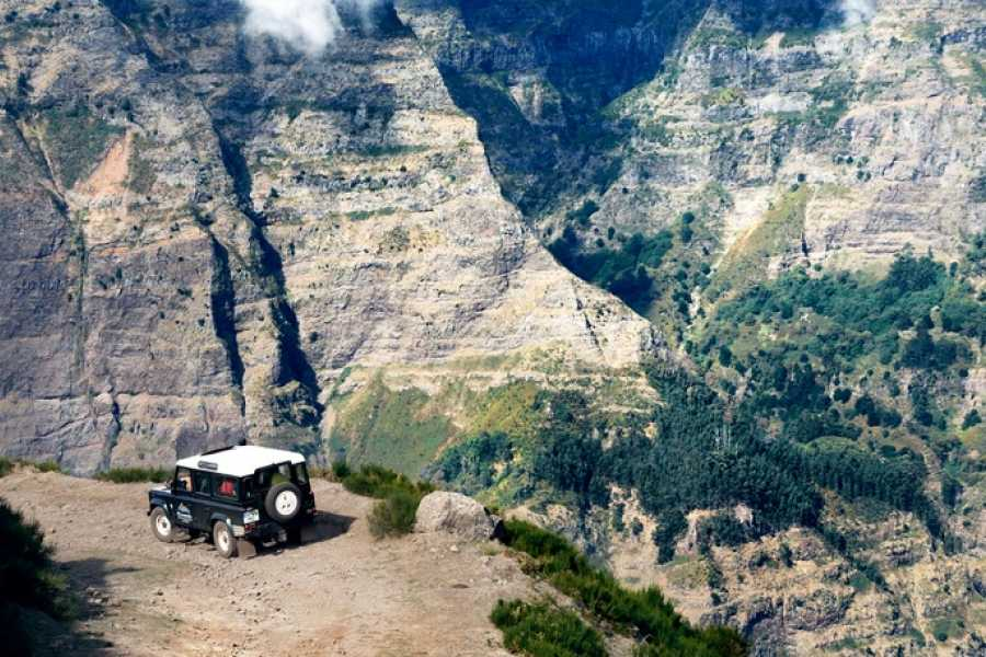 Nature Meetings Madeira Combo Expedition - Jeep & Walking Tour FD