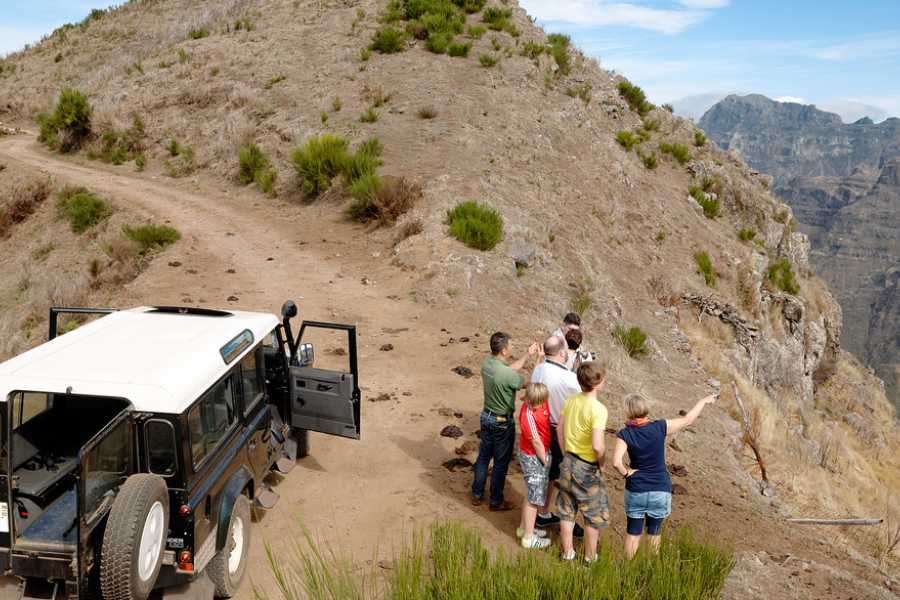 Nature Meetings Madeira Exclusive Range Rover VIP Tour - Full Day
