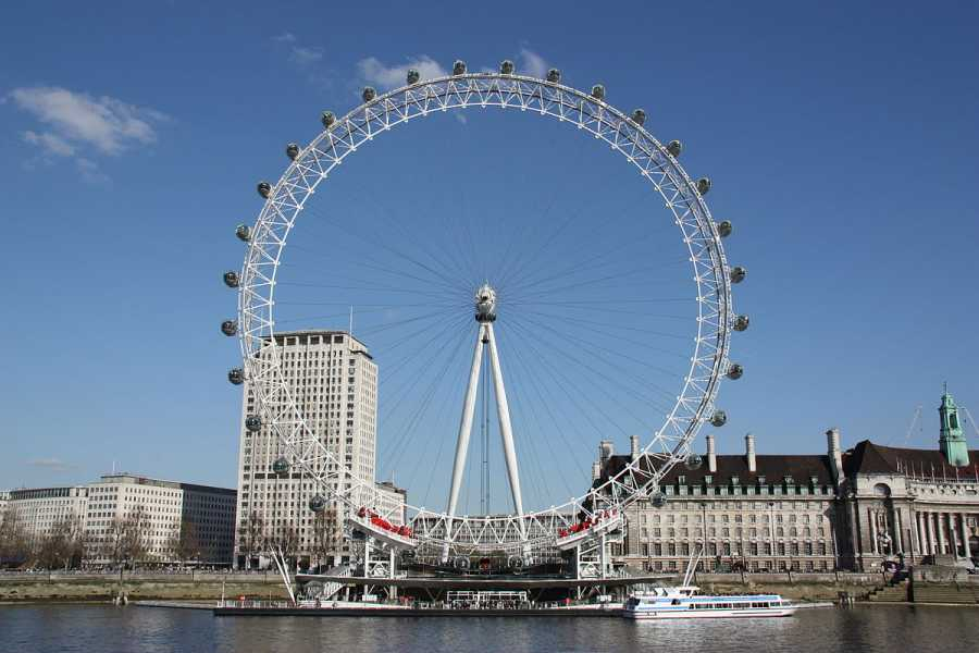 Muslim History Tours London Eye