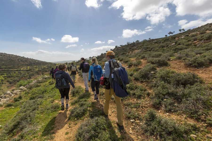Siraj Center Friday, 8 of November 2019 - Awarta to Duma - Masar Ibrahim Thru Hike
