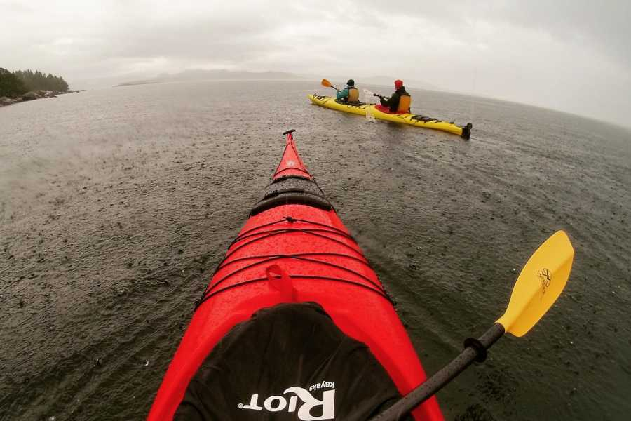 Fjordexpedition Kayak rental Lysefjord (advanced skills)
