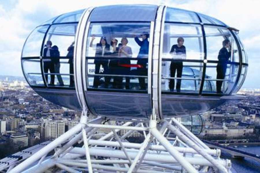 Halal Tourism Britain London Eye Private Capsule