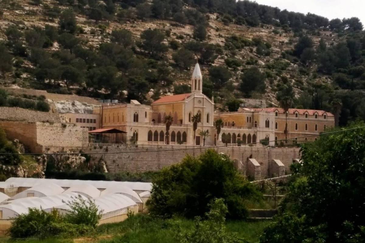 Siraj Center Friday, 16 March 2018 Bethlehem – Tequa' Masar Ibrahim Thru Hike