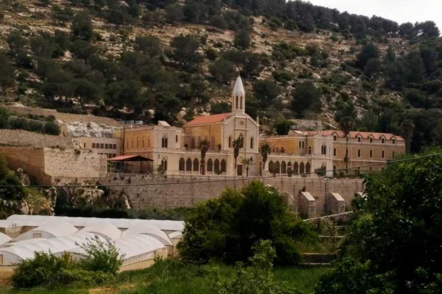 Siraj Center Wednesday, 18 March 2020 Bethlehem – Tequa' Masar Ibrahim Thru Hike