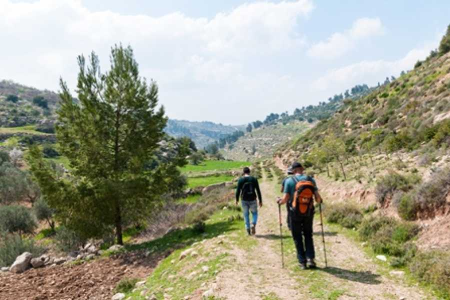 Siraj Center Sunday, 22 of November 2020 - Hebron to Dura - Thru Hike-Palestinian Heritage Trail