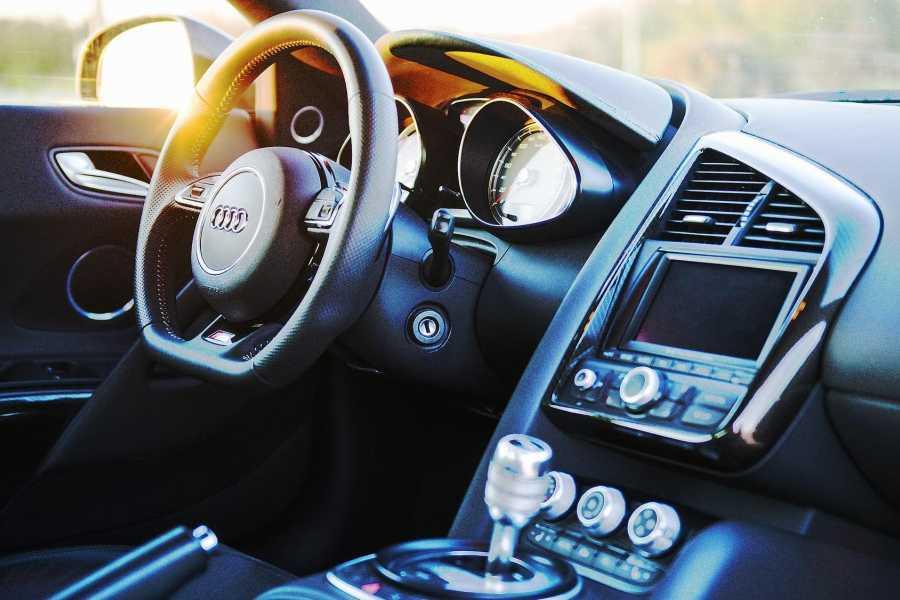 rockidibiza Audi R8 Experience