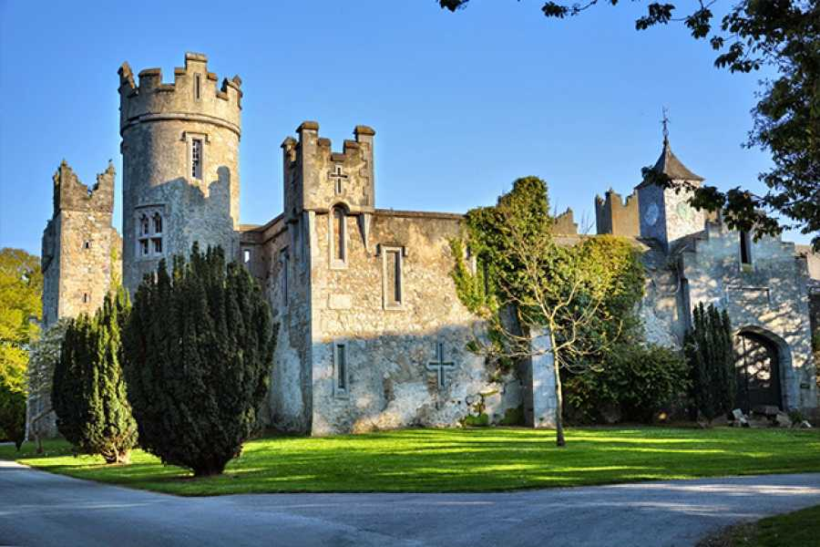 Shane's Howth Hikes Howth Castle Experience - for your eyes only