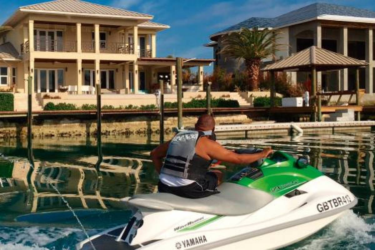 Bahamas Adventures ULTIMATE JETSKI SAFARI