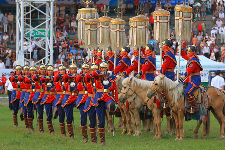 The Great Mongolian Adventures Naadam Festival 2019 with Gobi 13 days