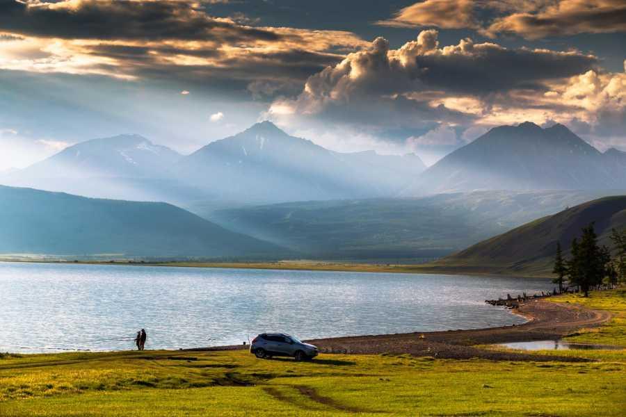 The Great Mongolian Adventures Khuvsgul Loop 10 Days