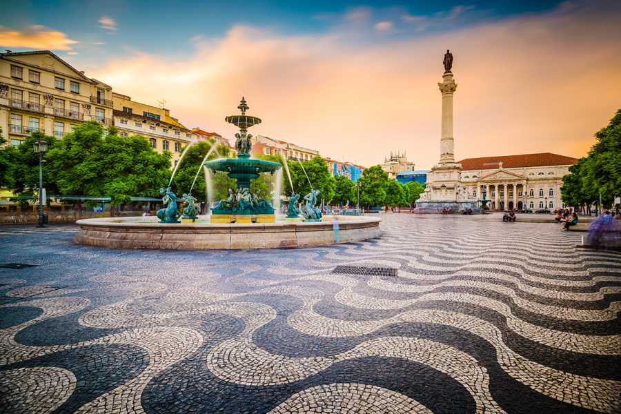 SANDEMANs NEW Europe Lisbon General Private City Tour