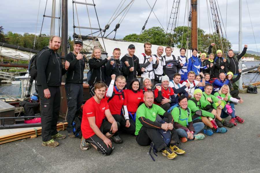 Åkrafjorden Oppleving AS Ei heiso reis