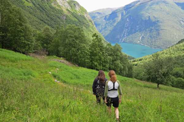 Fjord & Mountain guided trip