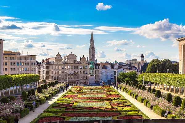 SANDEMANs NEW Europe Brussels General Private City Tour