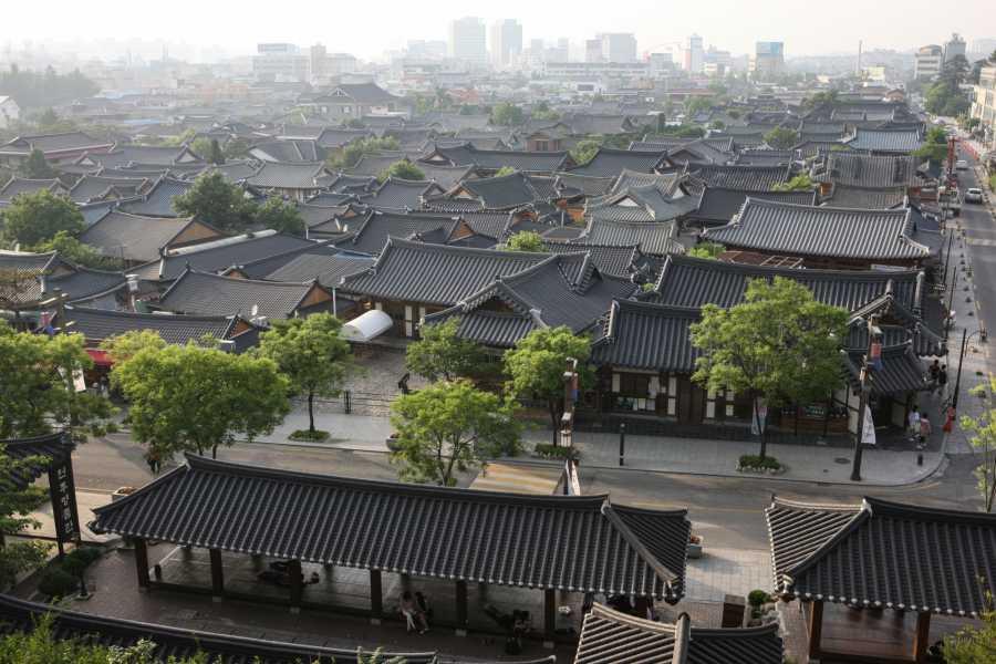 Kim's Travel #01 Jeonju Hanok Village