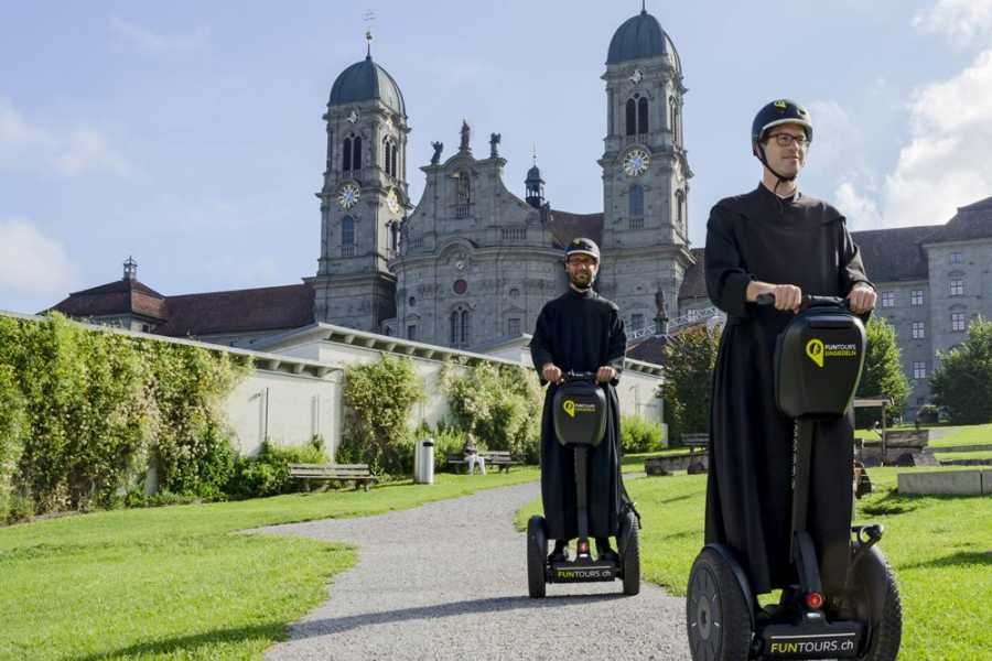 Segway City Tours by HB-Adventure Segway Tour Einsiedeln