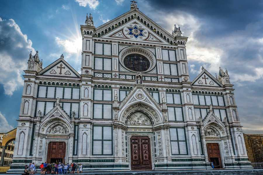 Keys of Florence Santa Croce Tour