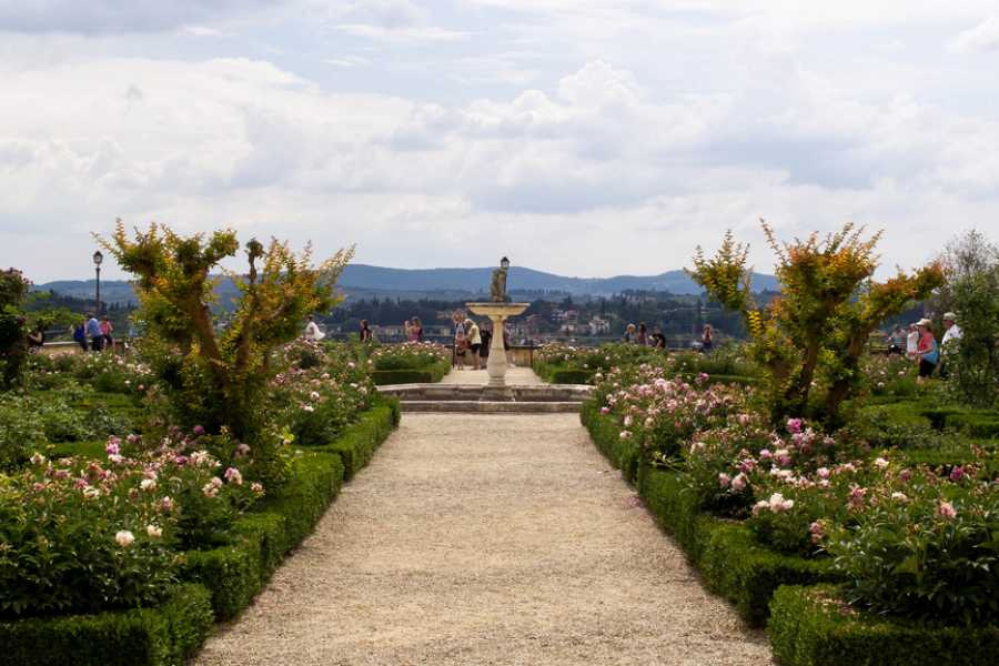 Keys of Florence Boboli Gardens Tour