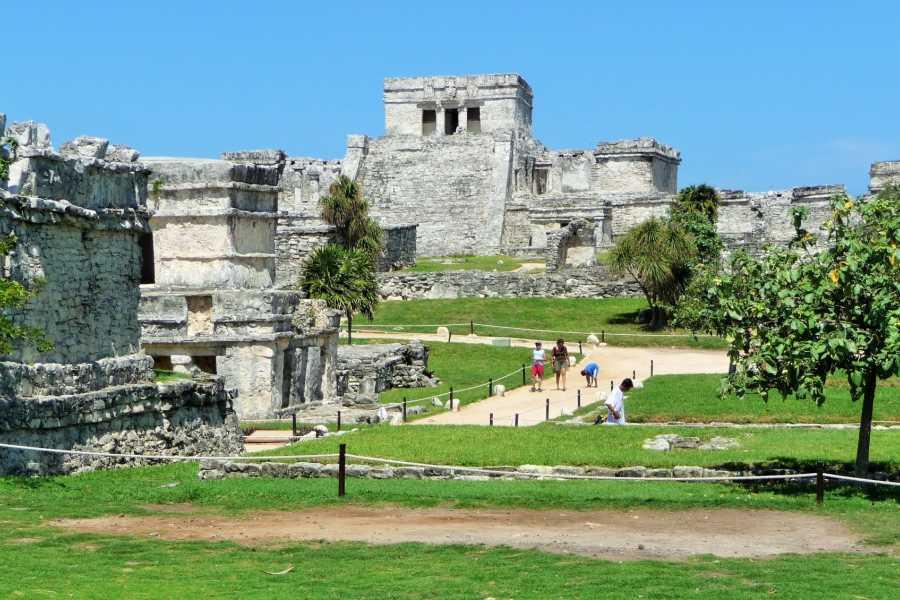 VIAJERO MEXICO Cobá & Tulum adventure