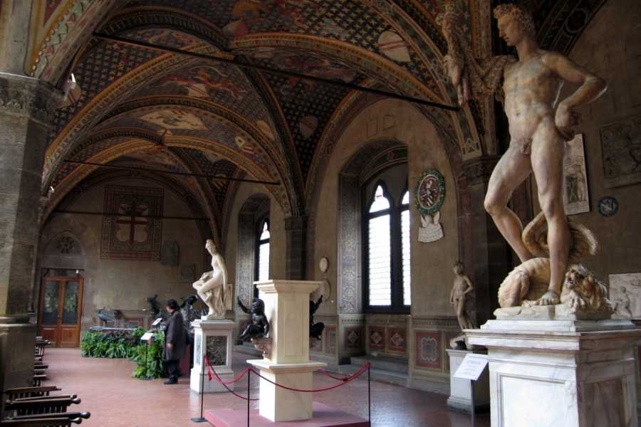 Keys of Florence Glories of Renaissance: Michelangelo & Donatello
