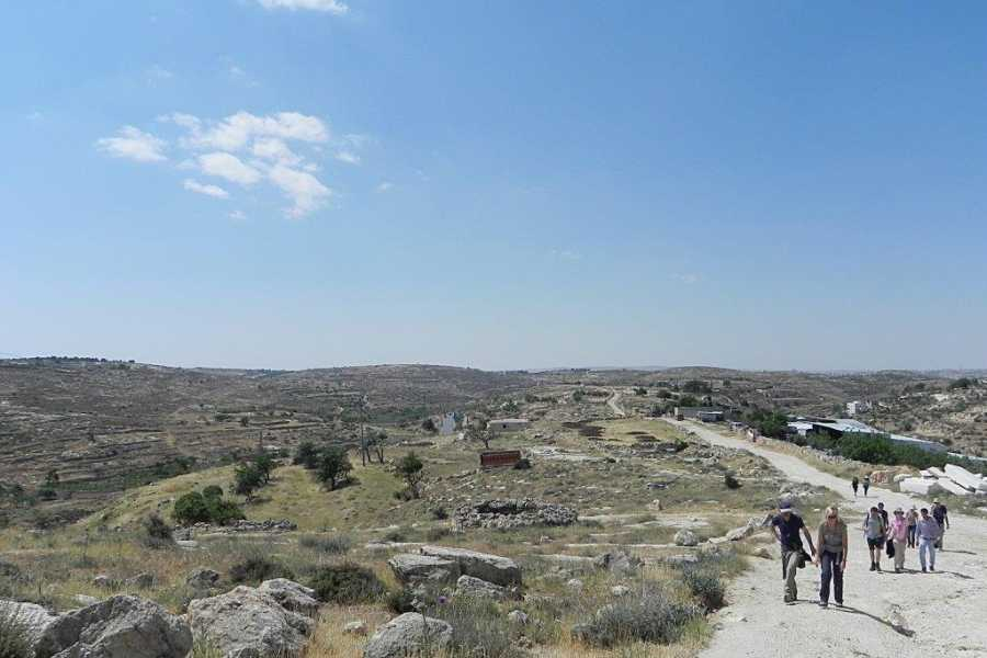 Siraj Center Thursday, 21 of March 2019, Bani Naim to Hebron, Masar Ibrahim Thru Hike