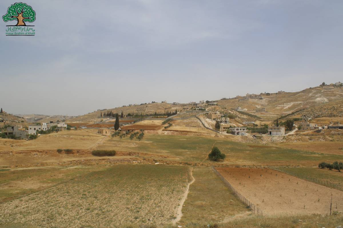 Siraj Center Thursday, 15 March 2018 Tal al-Qamar to Bethlehem, Masar Ibrahim Thru Hike