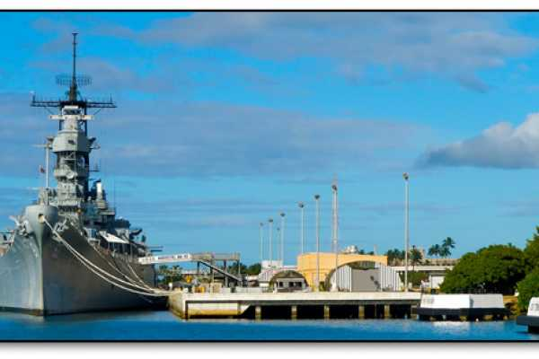 Southern California Ticket & Tour Center Kona to Oahu: One Day Pearl Harbor Tour