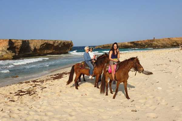 Rancho Loco Moro Beach Private Tour