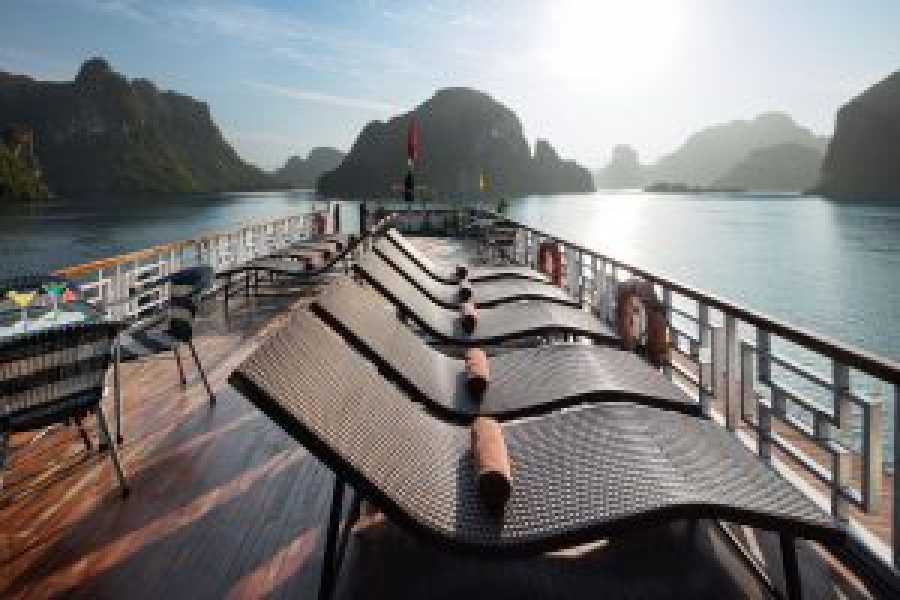 OCEAN TOURS OCEAN SAILS 2D1N - HA LONG BAY