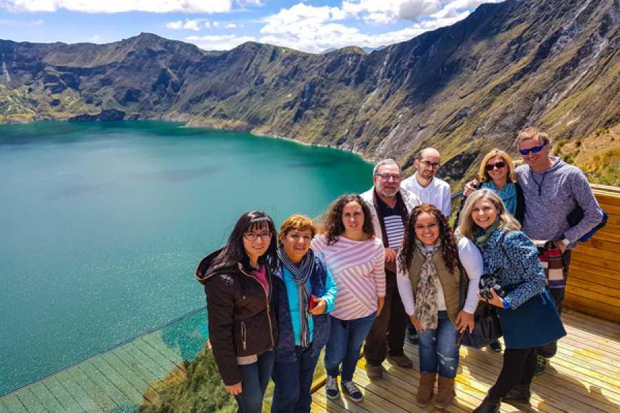 Quito Tour Bus Tour Quilotoa