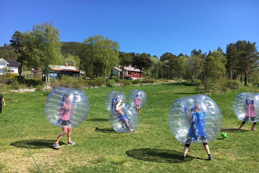 Experience Norvegr Boblefotball
