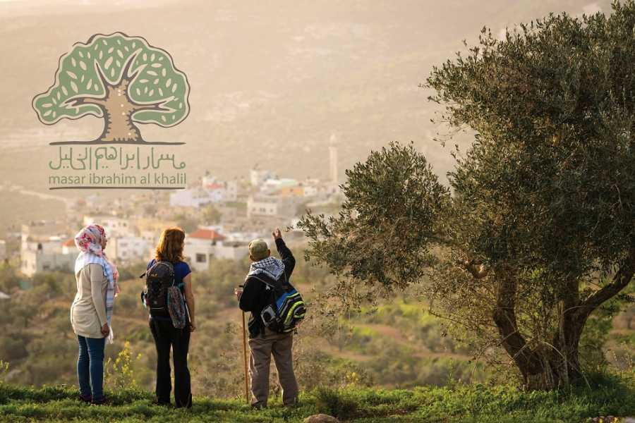 Siraj Center 3 - 4 November 2018, Rummana to Arraba, Masar Ibrahim Thru Hike