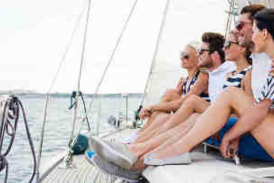VIAJERO MEXICO Deluxe Katamaran segeln & Schnorcheln
