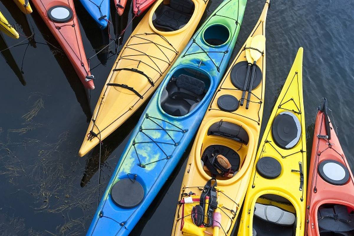 Kayak More Tomorrow AS Single Sea Kayak 2 Hours Rental