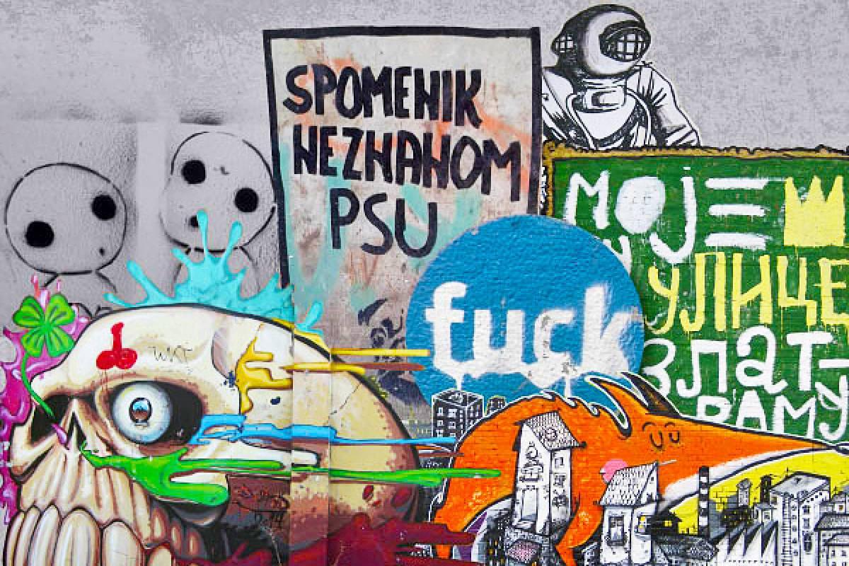 Explore Belgrade! BELGRADE STREET ART EXPERIENCE