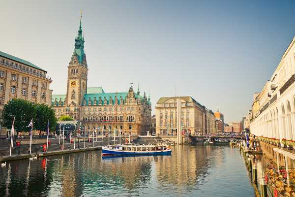 SANDEMANs NEW Hamburg Tours Tour Gratis de Hamburgo