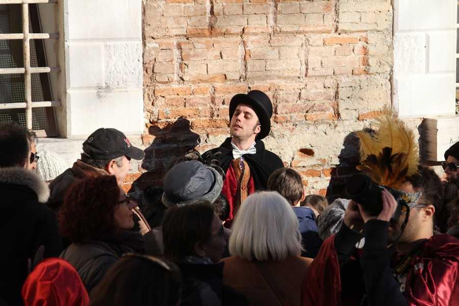 Venice Tours srl ESPECTÁCULO TEATRAL ITINERANTE