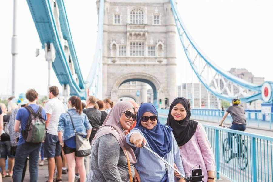 Halal Tourism Britain Tower Bridge