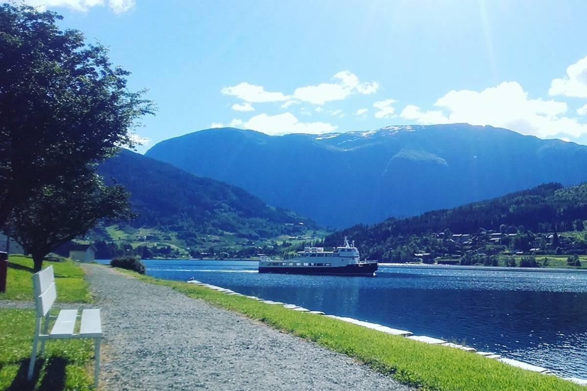 B-Nature A/S Fjordcruise Hardanger Eidfjord - Ulvik - Eidfjord (return tour)
