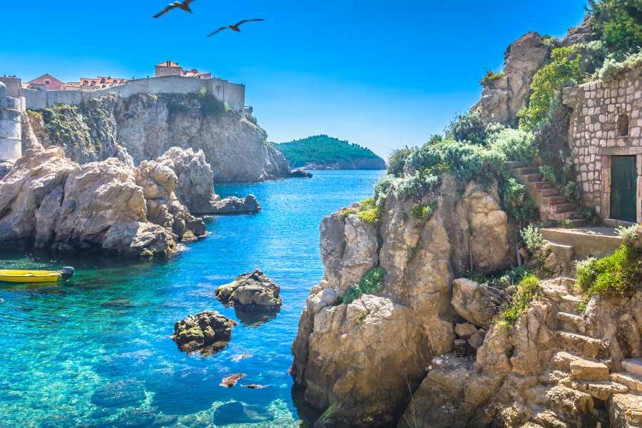 Nature Trips Croatia One way Cruise Split - Dubrovnik