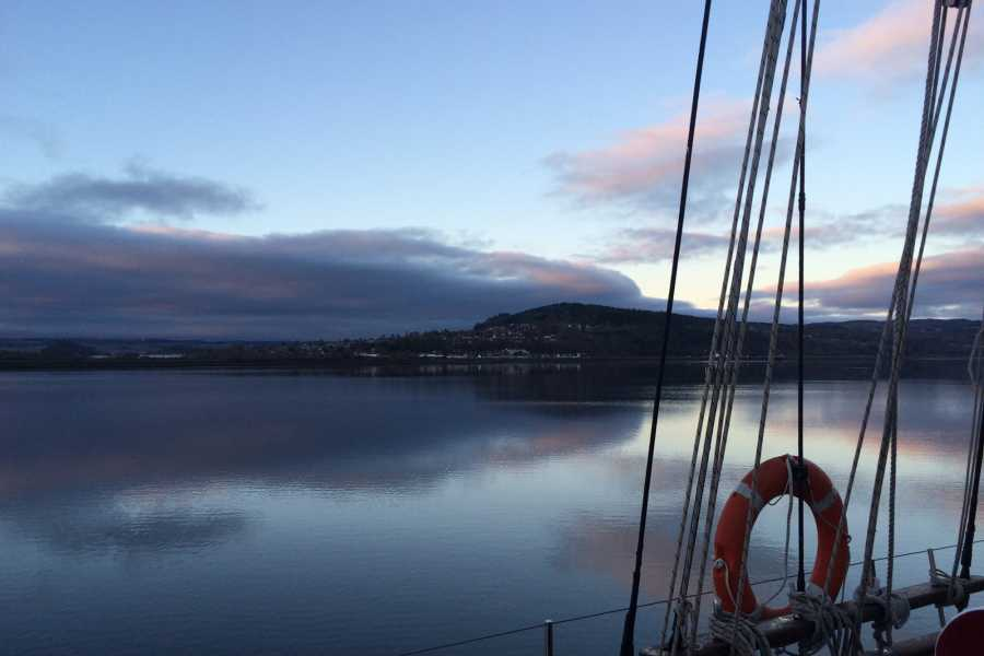 Maybe Sailing Guinness to Whisky, Journey through the West
