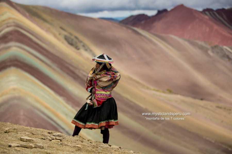 mystic lands peru MONTAÑA DE 7 COLORES - LUXURY
