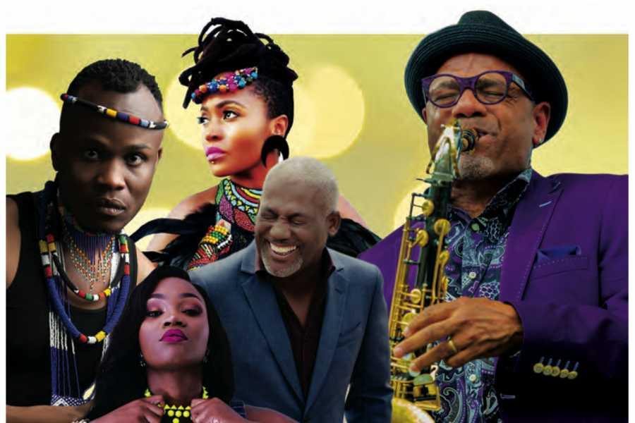 e-Tourism t/a SimplyTravel Gaborone International Music Festival-Jazz weekend Ticket+Accom