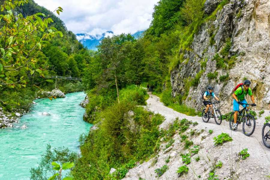 Nature Trips Slovenia 8days MTBike Tour - from the Alps to the Adriatic sea