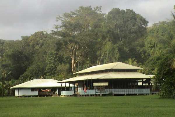 Uvita Information Center Sirena Biological Station