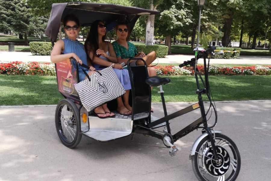Urban Safari Tours Bici-Taxi: Tour Descubre Madrid