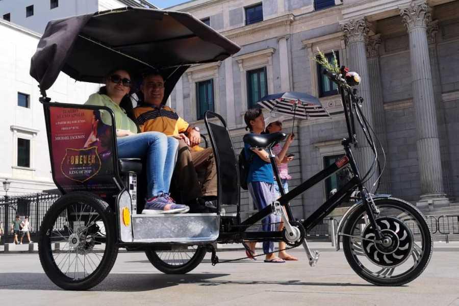 Urban Safari Tours Bike-Taxi: Romance in the jungle